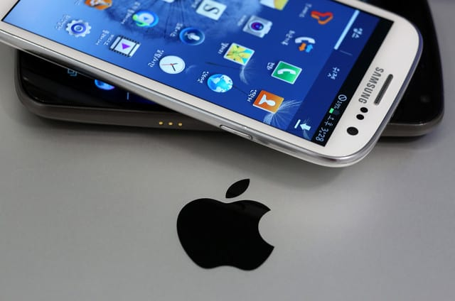 Apple Appeals Case with Samsung in Tokyo