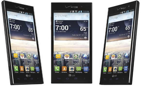 Featured: The LG Spectrum 2 For Verizon Gets Official Specs And Photos