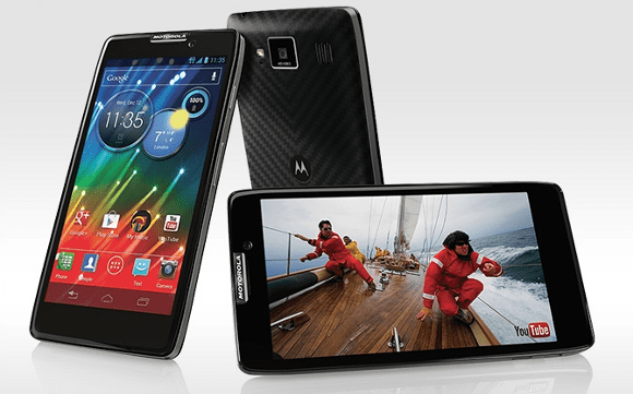 Featured: The Motorola RAZR HD LTE Hits Rogers In Canada For $99