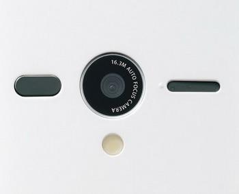 Sharp - AQUOS PHONE Xx 203SH 3