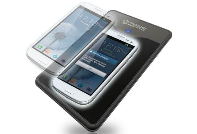 Zens - wireless charger..