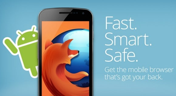 Featured: Firefox 16 For Android Brings Loads Of New Features