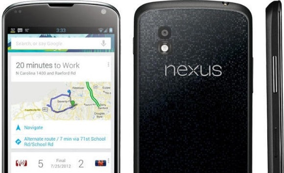 Featured: LG Nexus 4 Press Photos Leak As We Get Closer To October 29th Event