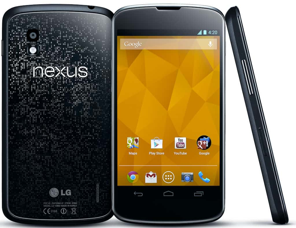 Google nexus 4 review pictures it pro - Google Nexus 4