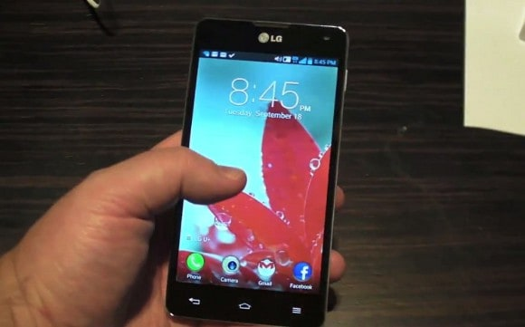 Featured: The LG Optimus G Will Be Landing On Sprint And AT&T