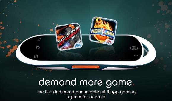 Handheld Android Gaming System Launches For $149