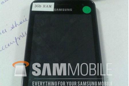 Samsung Prototype - 3 GB Phone