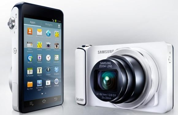 Live In The UK? Samsung Galaxy Camera Available Starting At £362