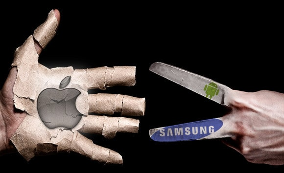 Featured: Samsung Takes A Stab Back At Apple With New Arguments