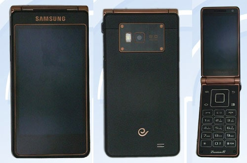 Featured: A Quad-Core Flip Phone? Samsung Working To Release In China