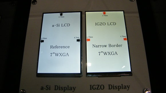 Featured: Sharp's New Mobile Display Technology Said To Triple Battery Life