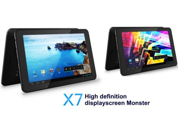 Featured: SmartQ Looks To Take On The Kindle Fire HD And Nexus 7 With The X7