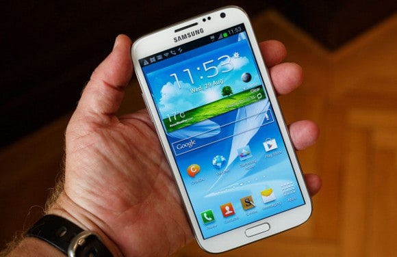 Featured: The Samsung Galaxy Note II Coming To Sprint October 25th