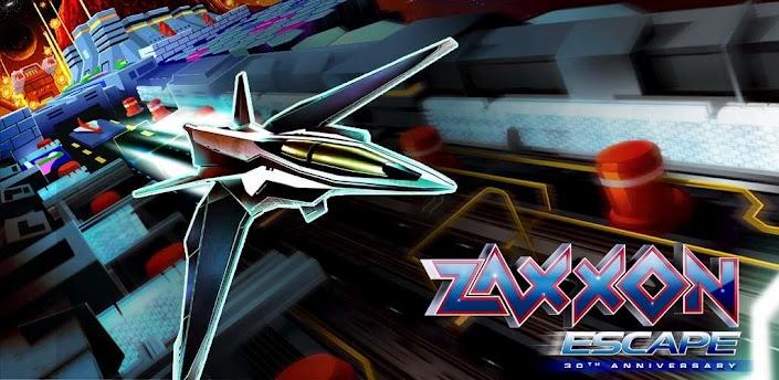 zaxxon-escape