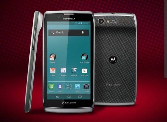 Motorola Electrfiy M US Cellular