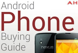 Android Phone Buying Guide