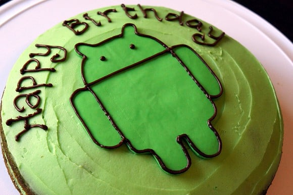 Android Turns 5: A Look At How Far Its Come