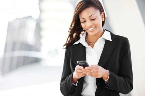 Business Woman Using Phone2 e1354117175281