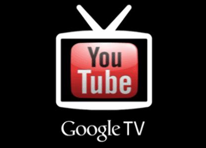 GoogleTVandYouTube