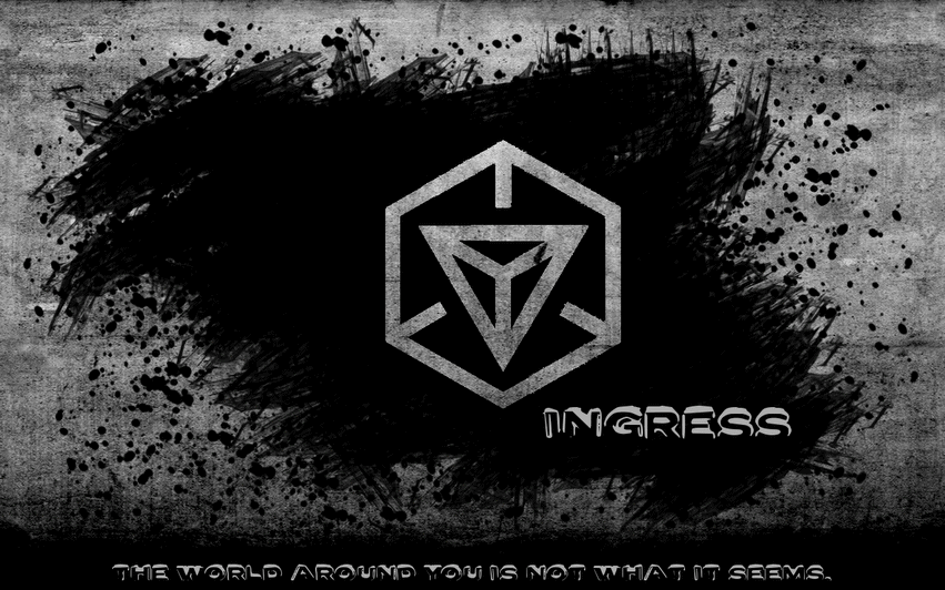 Ingress Wallpaper 1