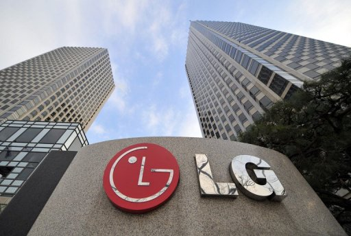 LG Logo and HQ