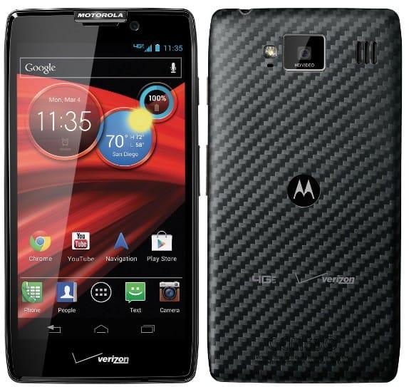 Motorola Droid Razr Maxx HD1