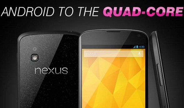 T-Mobile Launches Nexus 4, What You Need To Know