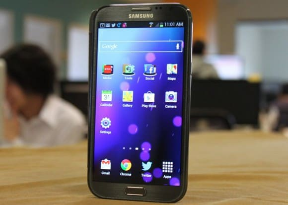Samsung Has 3 Million Reasons Why The Galaxy Note II Rocks