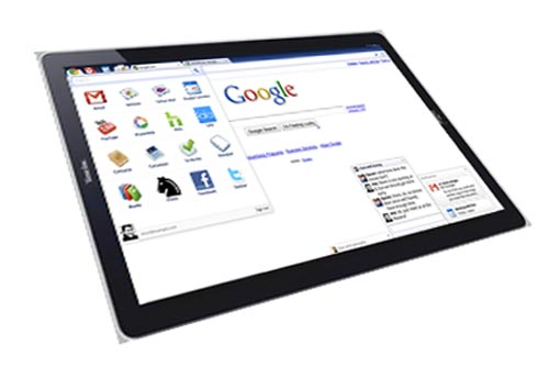 Google to Launch 12.85-inch Touchscreen Chromebook in 2013 ...