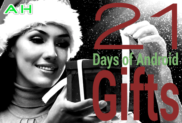 21 Days of Android Gifts 6
