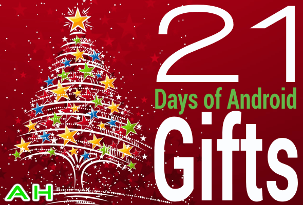 21 Days of Android Gifts 9