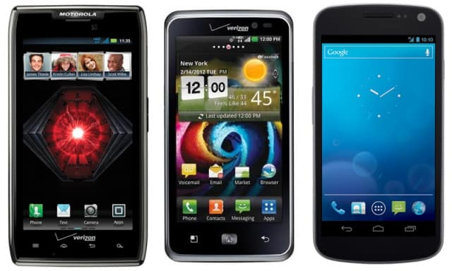 Android Device Groupshot