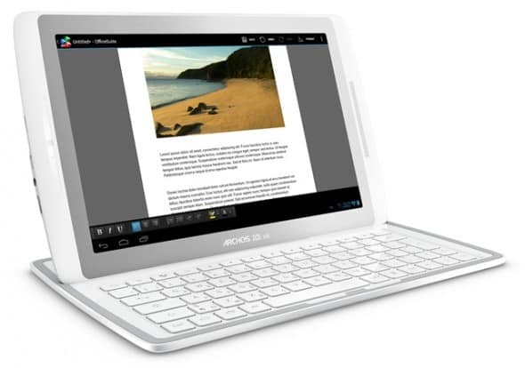 Archos-101-XS-with-Keyboard