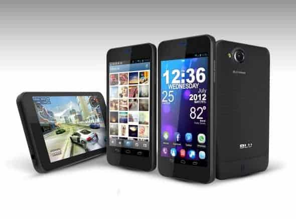 BLU PRODUCTS VIVO 4.65 HD