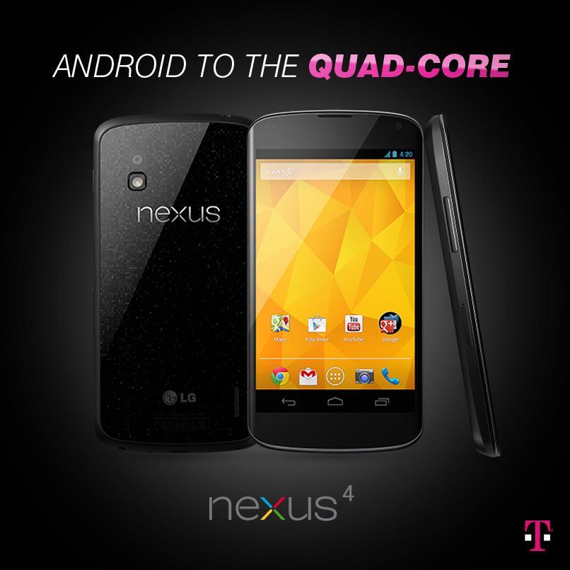 Google Nexus 4 TMO