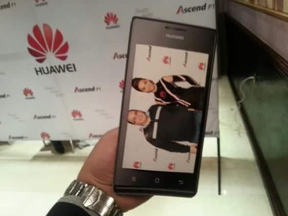 Huawei 8.5 Inch device