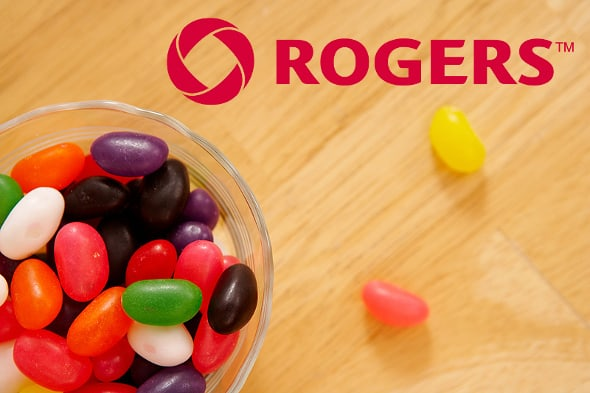 Rogers Jelly Bean