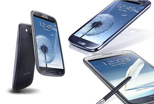 Samsung Galaxy Devices
