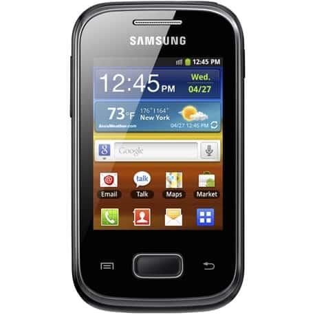 Samsung Galaxy Pocket Plus soon Android ICS