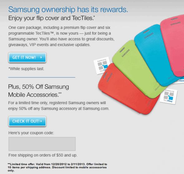 Samsung giveaway e1356733121702