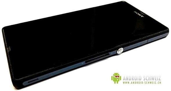 Sony Yuga Smartphone