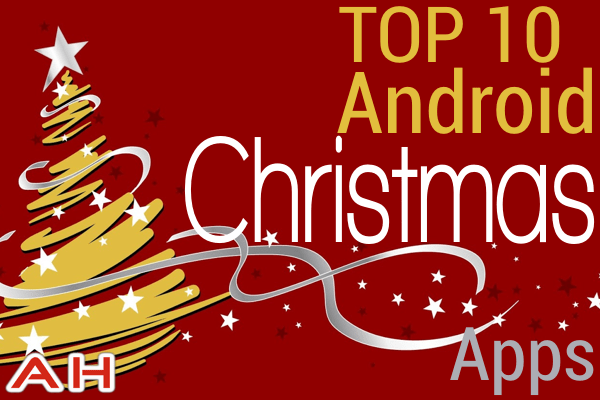 Top 10 Best Android Christmas Apps