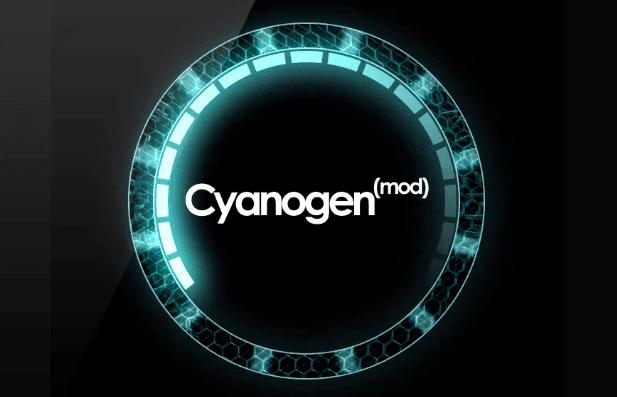 cyanogenmod 10 boot animation logo