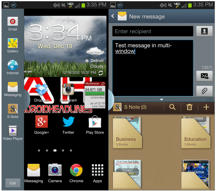 multi-window