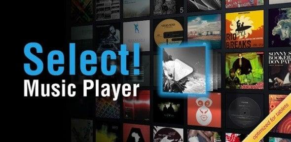 select music