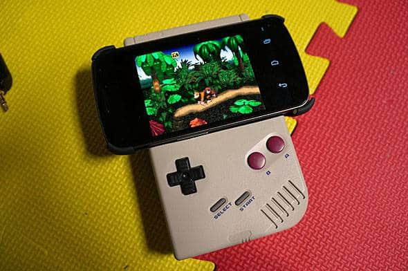 Android Game Boy Gamepad by Chad Boughton
