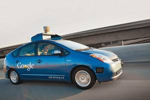 Data Shows Google's Robot Cars Are Smoother, Safer Drivers Than Their Human Counterparts