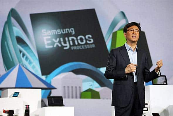 Samsung Exynos Processor Announcement CES 2013