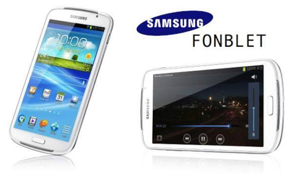 Samsung-Fonblet