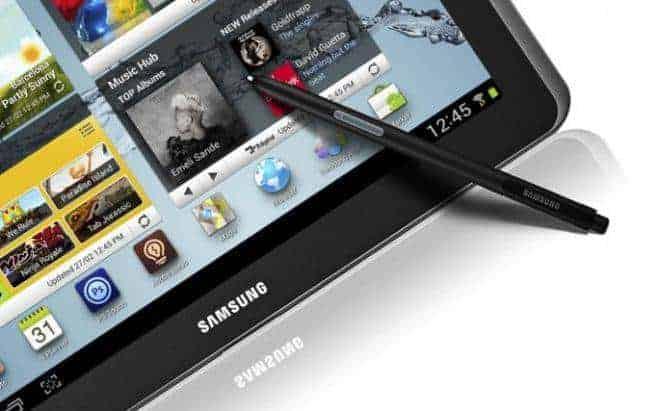 Samsung Note 8.0